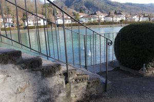 Lake Thun Switzerland TravelBlog