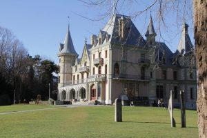 Schloss Schadau Thun Switzerland TravelBlog