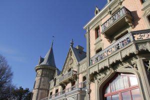 Schloss Schadau Details Switzerland