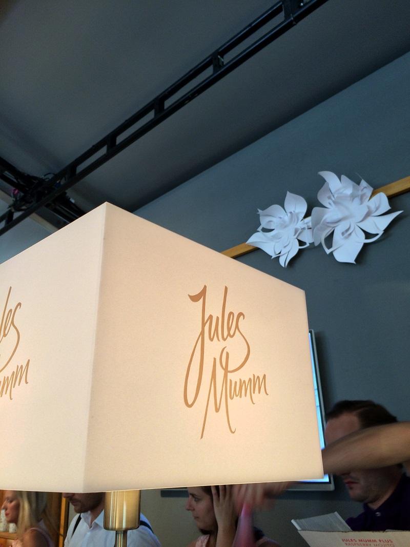 Fashion Week Berlin Catwalk Jules Mumm BineLovesLife