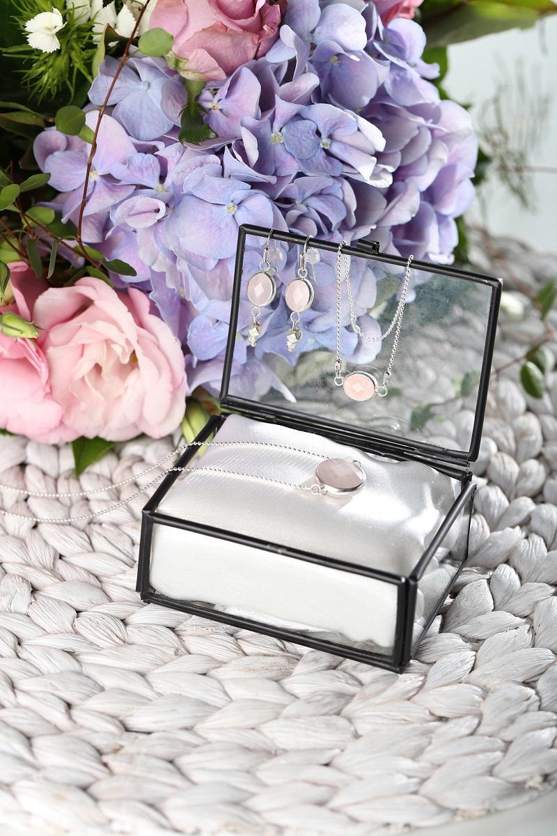 Hochzeit Wedding Accessoires Brautschmuck Set