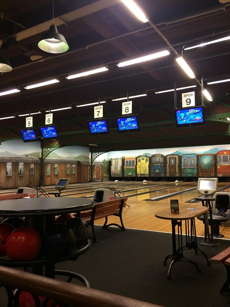Lalandia Bowling Kinder BineLovesLife