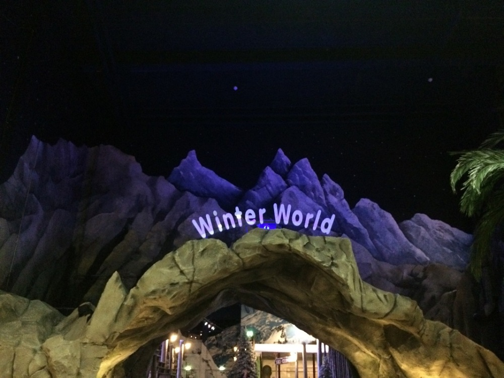 Lalandia Winterworld BineLovesLife