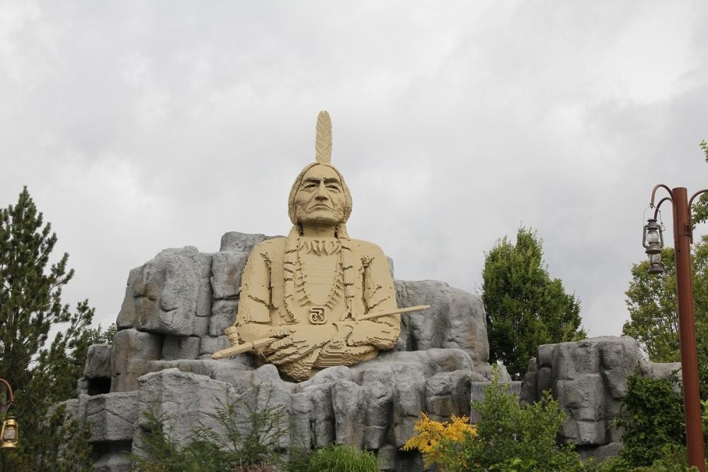 Legoland Billund Indianer BineLovesLife
