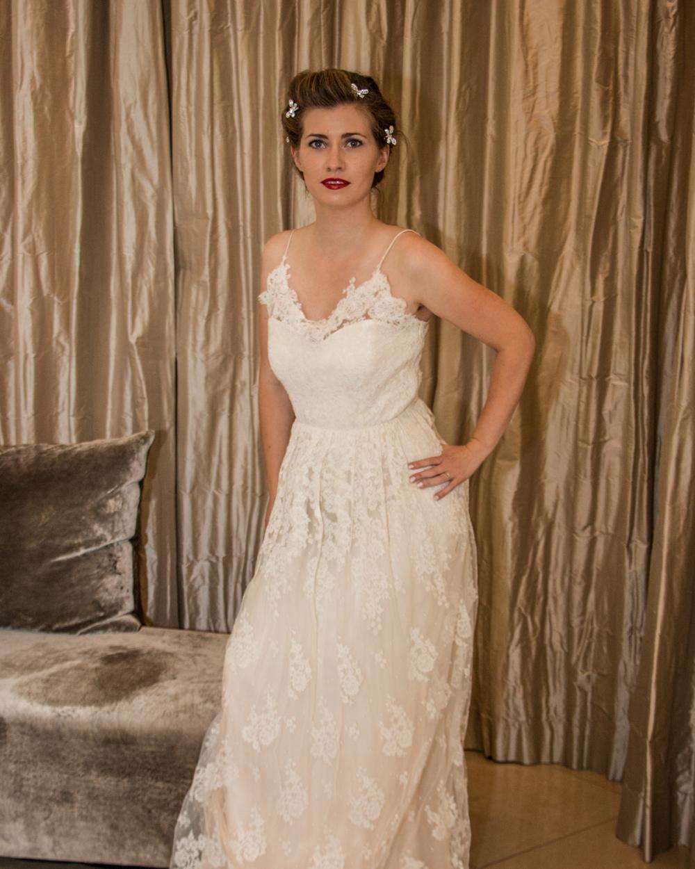Bridal Look Romantic BineLovesLife