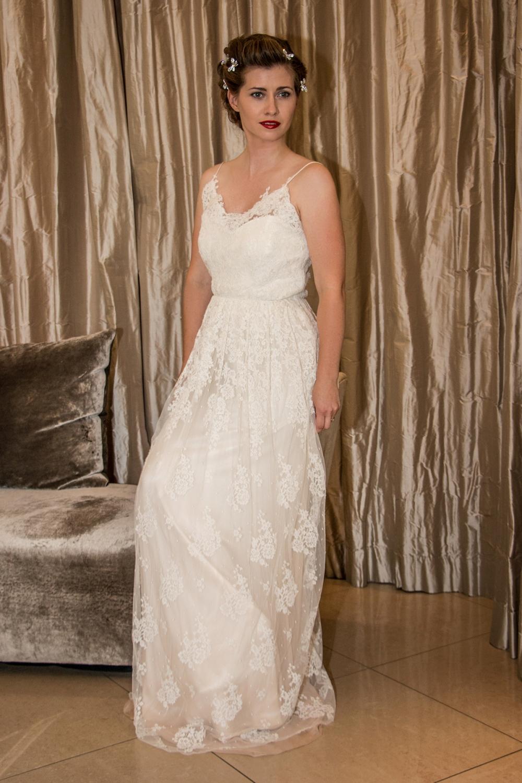 Bridal Look Romantic Dream BineLovesLife