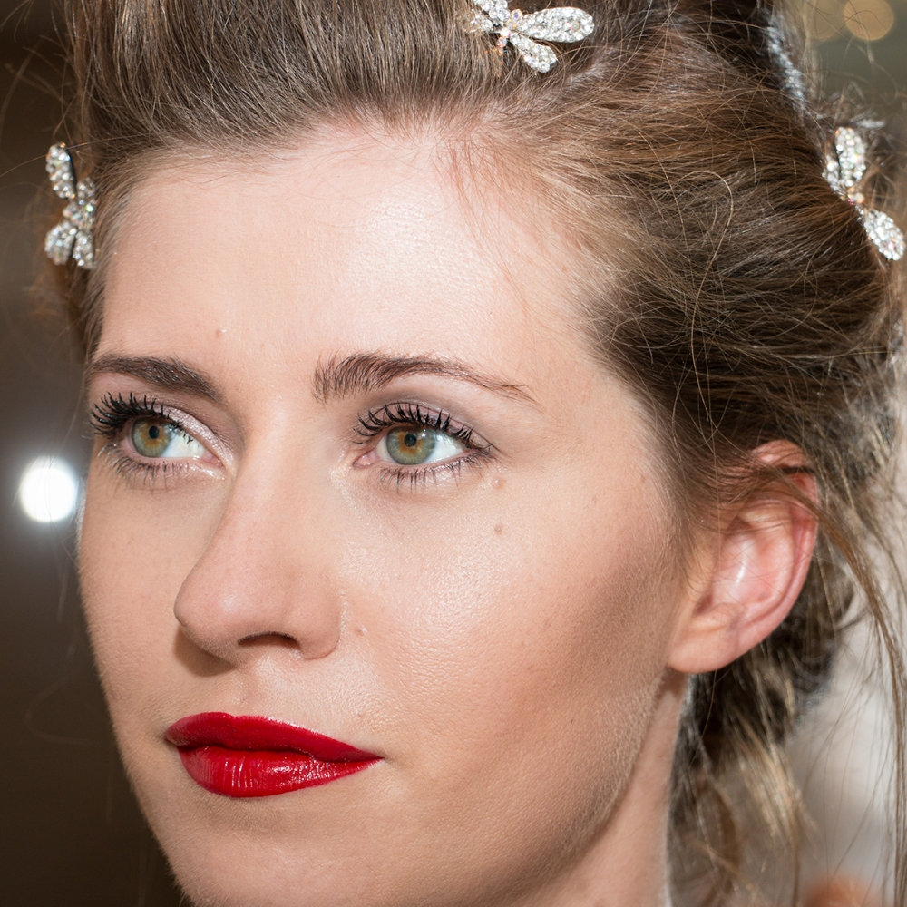 Details Bridal MakeUp perfect classic Look BineLovesLife