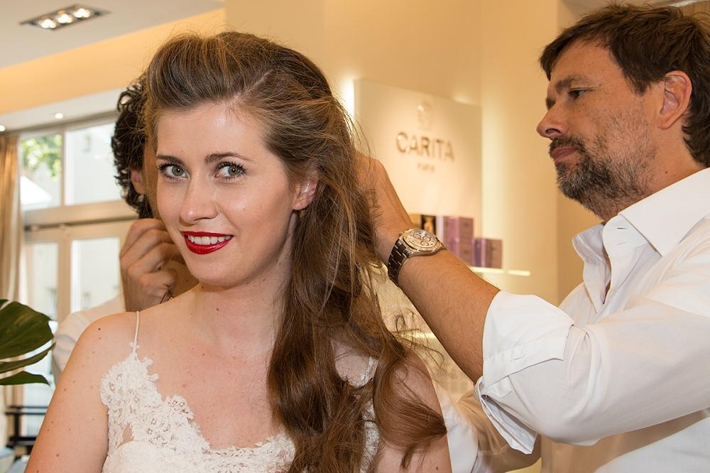 Hochsteckfrisur Lange Haare perfect bridal hair BineLovesLife
