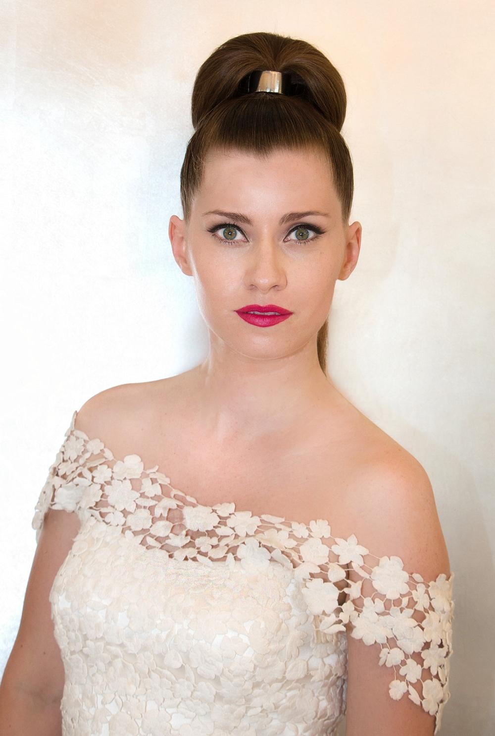 Jennifer Lopez inspired bridal look BineLovesLife