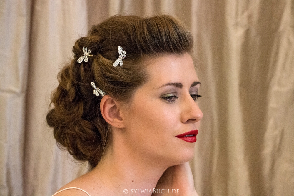 Romantic 40ies inspired Bridal Styling BineLovesLife