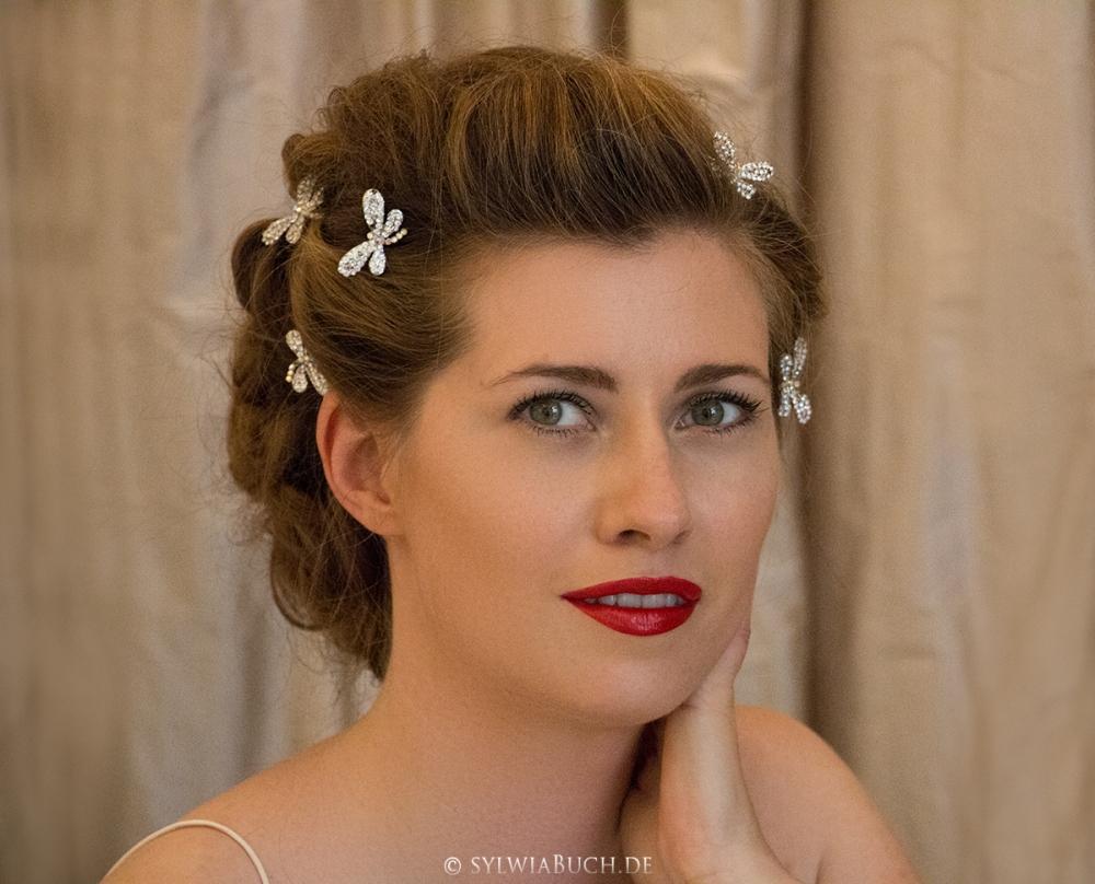 Romantic Bridal Makeup BineLovesLife