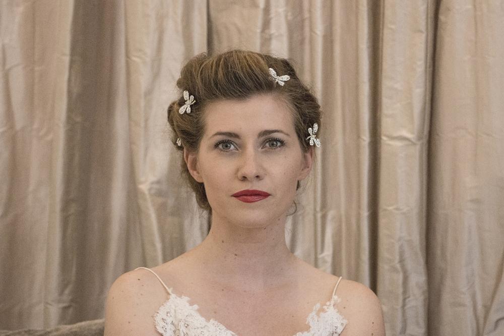 Romantic Wedding Look 40ies Inspired BineLovesLife