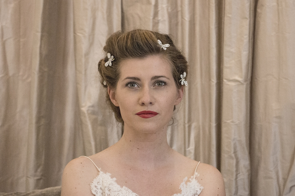 Romantic Wedding Look 40ies Inspired BineLovesLife