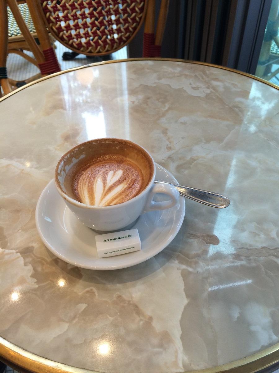 Japan Osaka Cappuccino