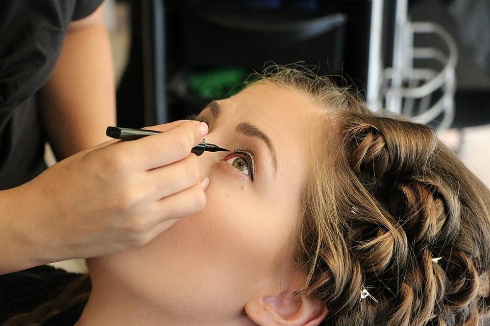 Bridal Makeup Wedding Day BineLovesLife