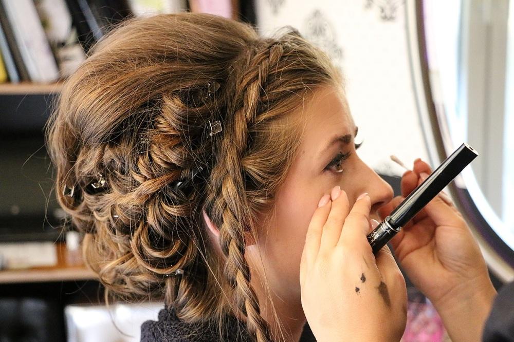 Bridal Styling Wedding Day BineLovesLife