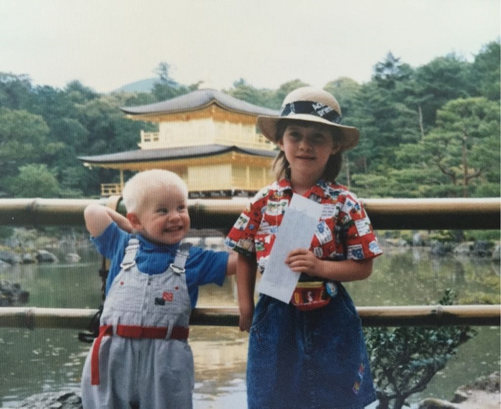 Kinkaku-ji 1989 Honeymoon BineLovesLife