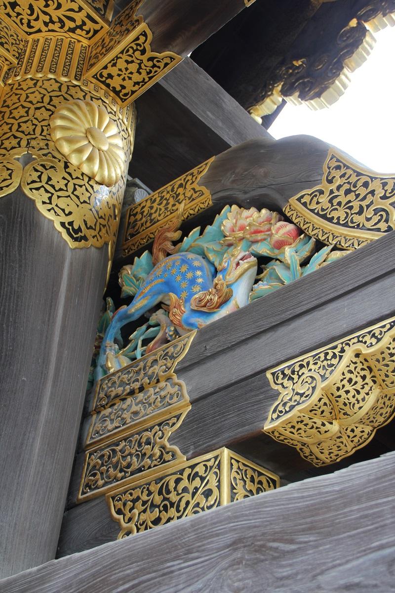 Nijo-Jo 2016 Details Kyoto Japan Honeymoon BineLovesLife