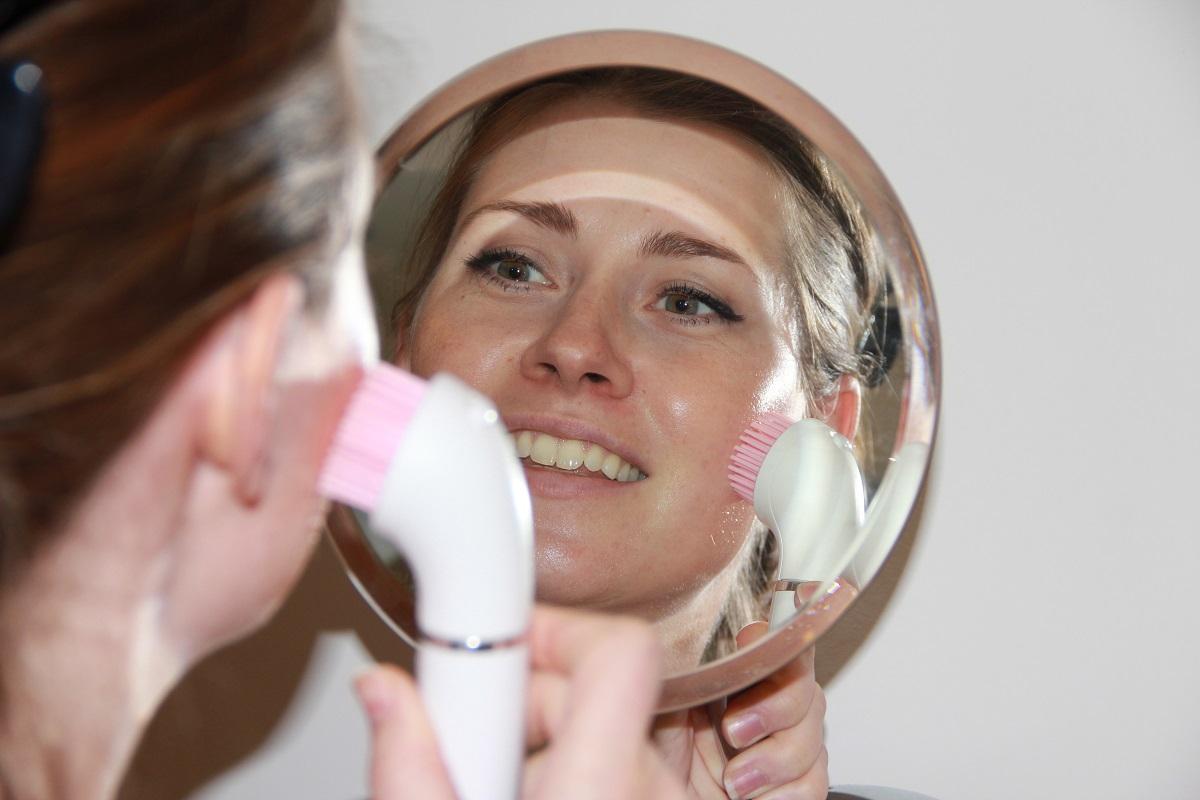 FaceSpa Gründliche Gesichtsreinigung BineLovesLife