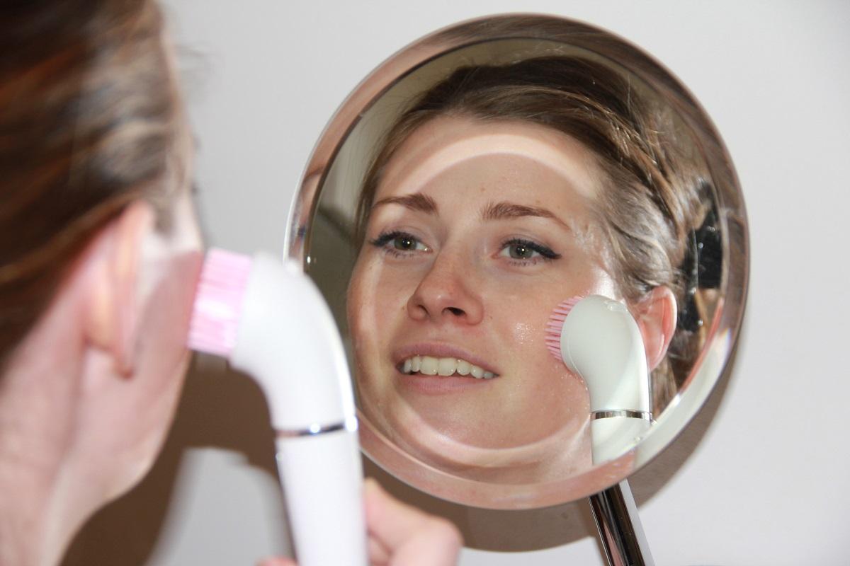 Gesichtsreinigung sensible Haut FaceSpa BineLovesLife