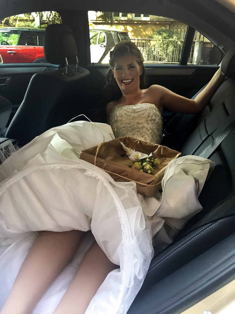 Wedding Day Bridal Moment Perfect Day
