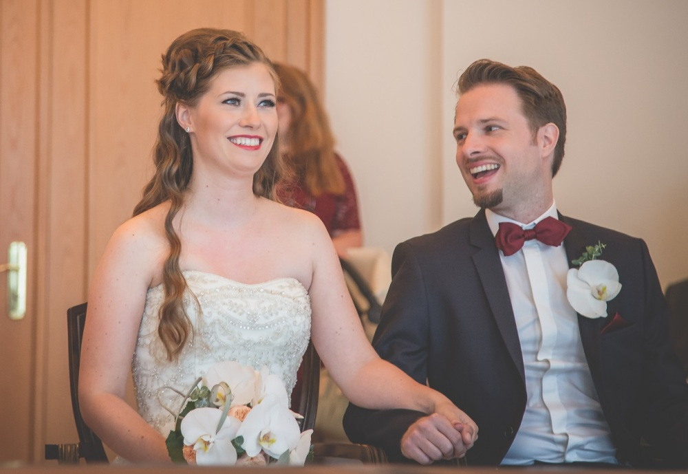 Wedding Day Wonderful Moments