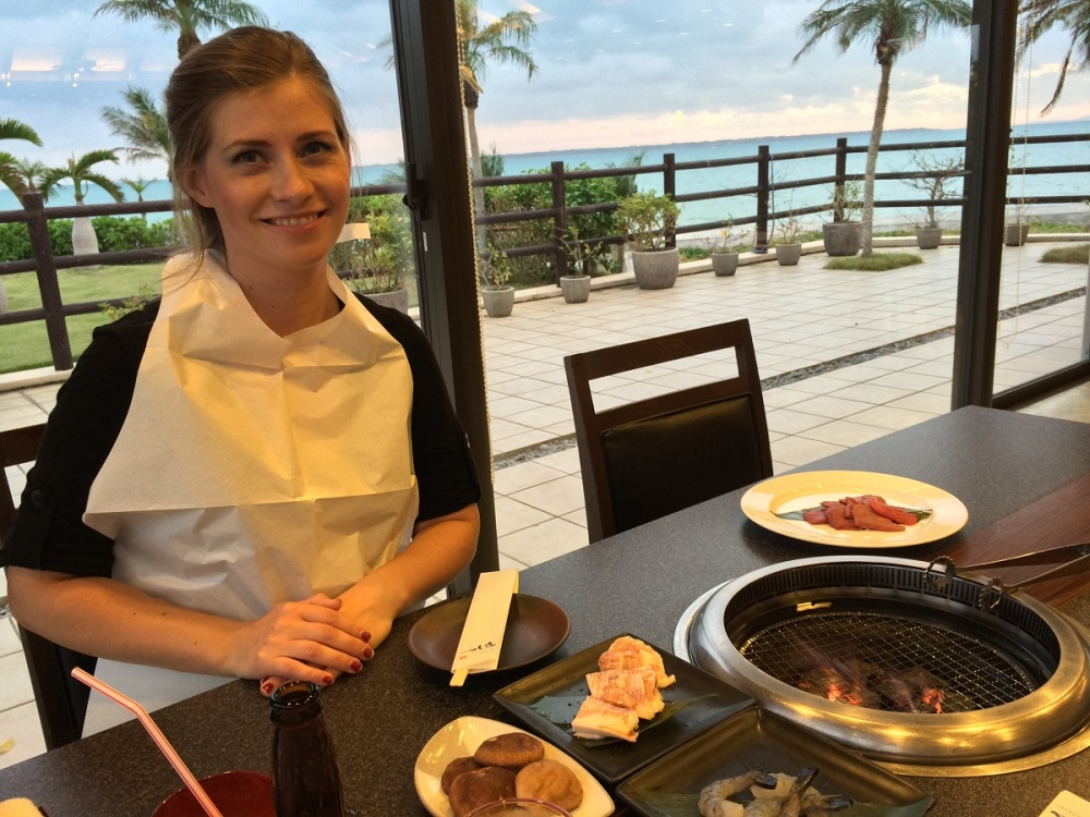 korean-bbq-in-japan-honeymoon-bineloveslife