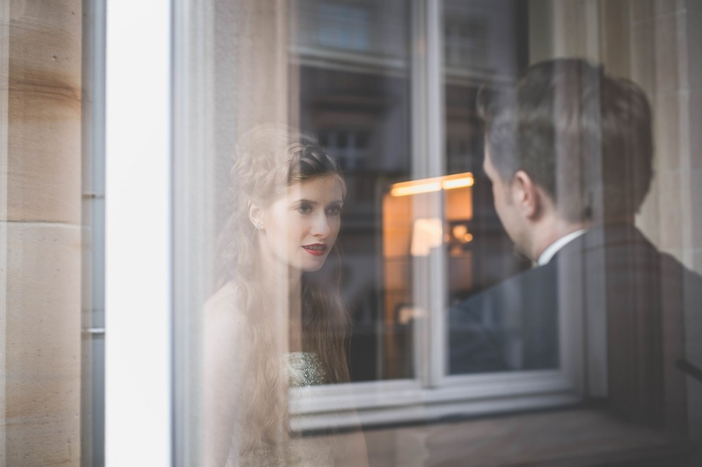 Perfect Wedding Beautiful Reflections BineLovesLife