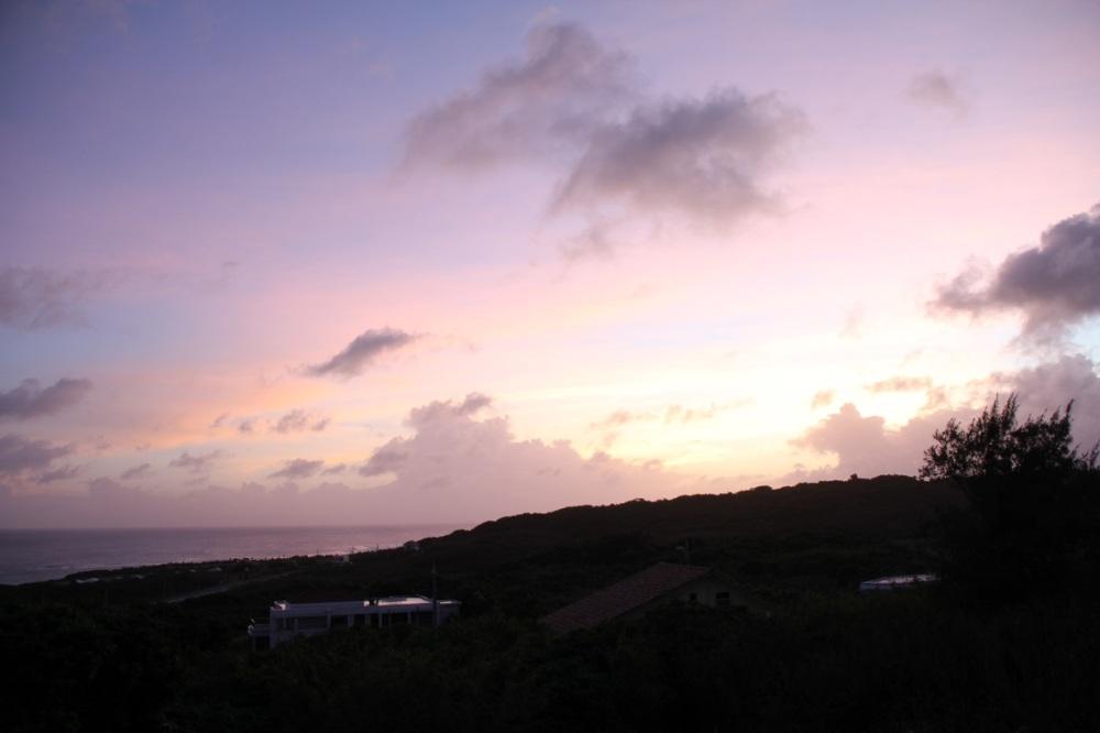 Sunset Miyakojima Japan BineLovesLife