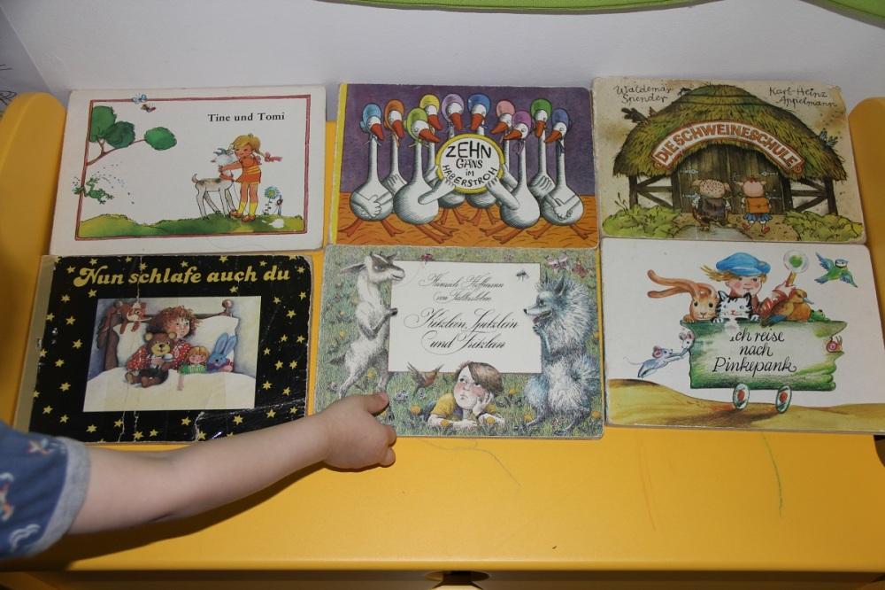 Bücher von mir für Dich Kleinkinder FamilyFriday BineLovesLife