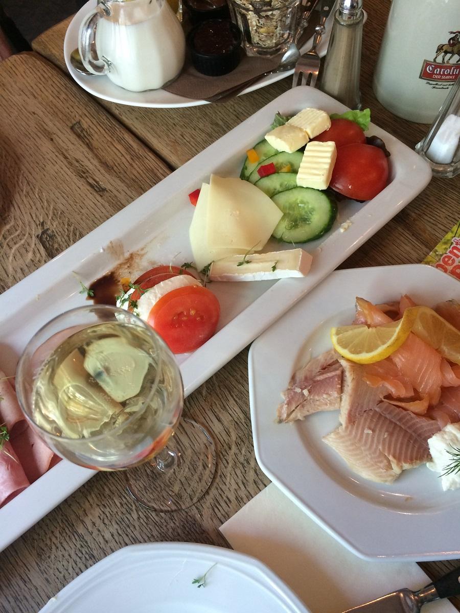 Frühstück im Tafelspitz und Söhne BineLovesLife