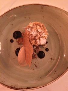Kulinarisch reisen Schaumahl Offenbach Dessert BineLovesLife