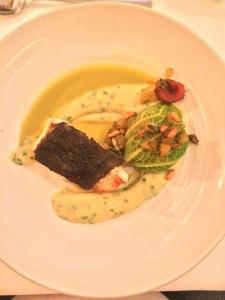 Kulinarisch reisen Schaumahl Offenbach Fisch BineLovesLife