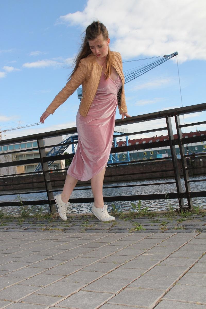 Mom Ballerina OOTD BineLovesLife