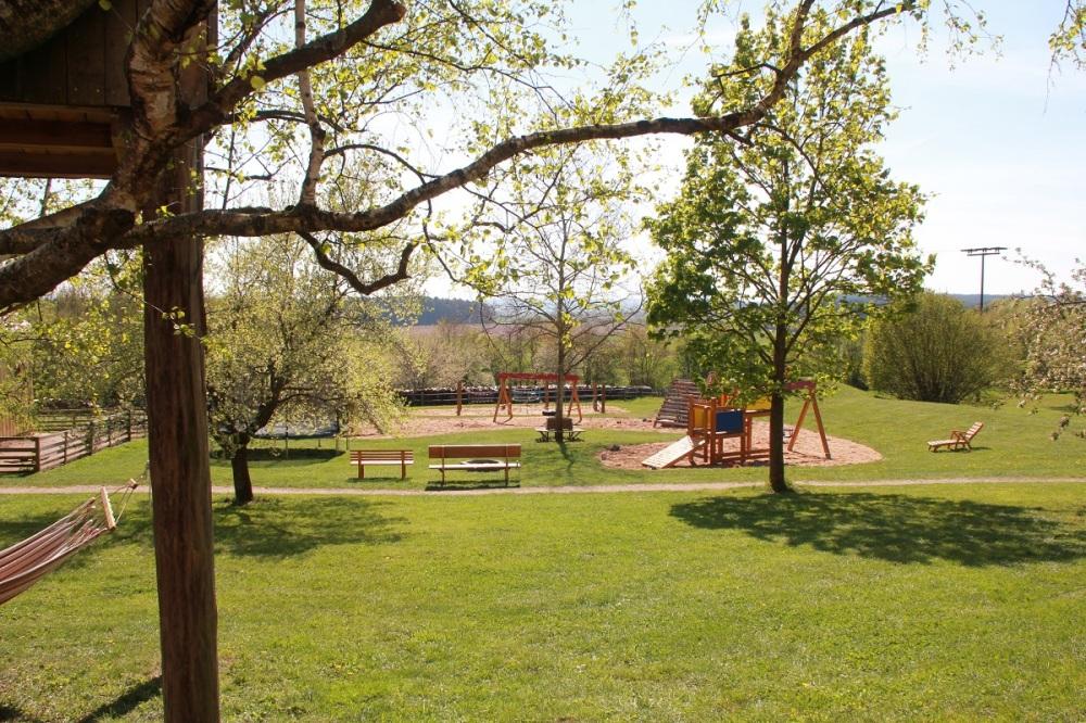 Urlaub auf dem Bauernhof mit Kleinkind und Baby Spielparadies BineLovesLife