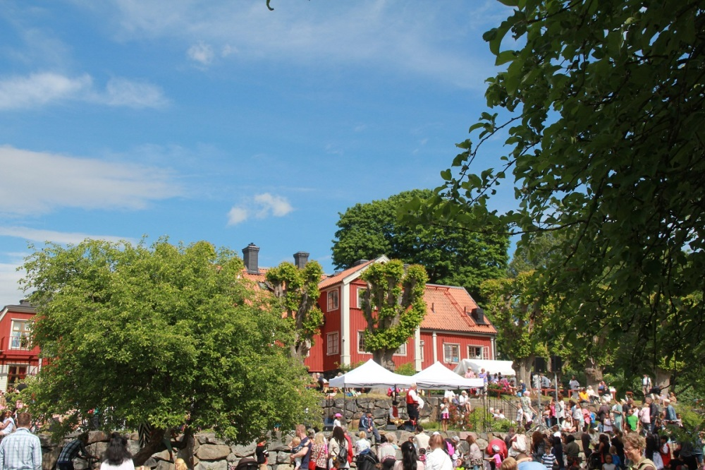 Midsommar in Stockholm TravelTuesday