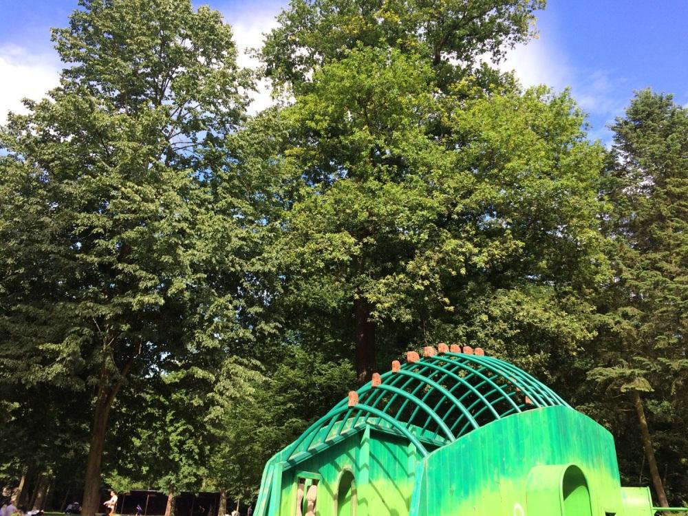Waldspielpark Ausflug FamilyFriday BineLovesLife
