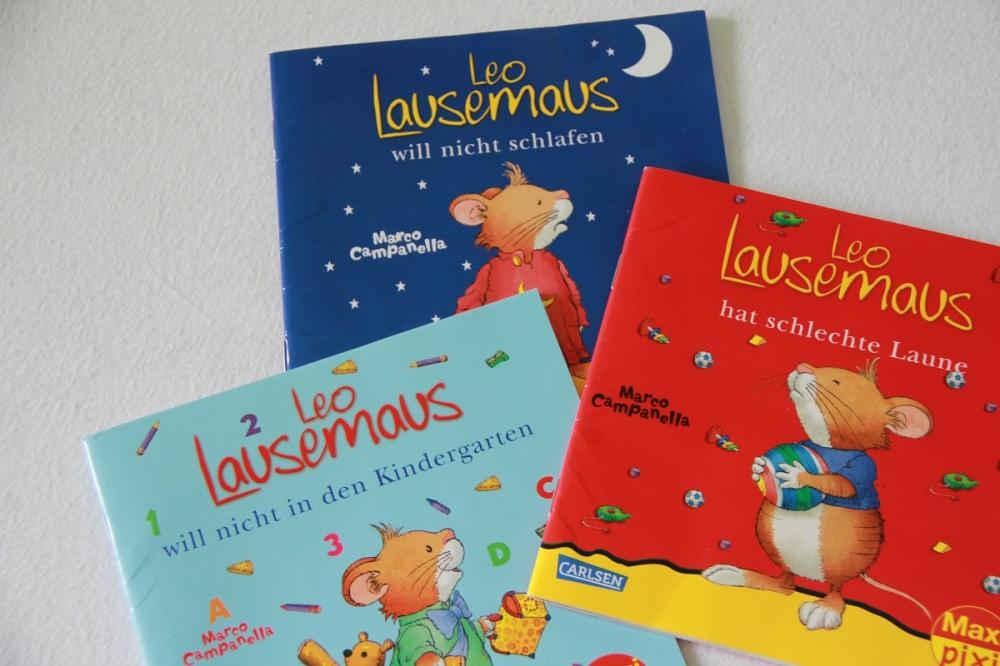 Bücher für Kindergartenkinder BineLovesLife