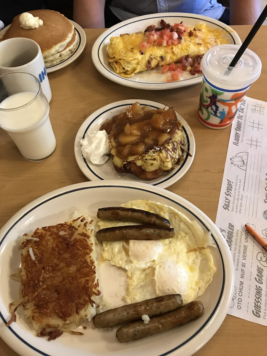 IHOP Manhattan mit Kindern TravelTuesday BineLovesLife