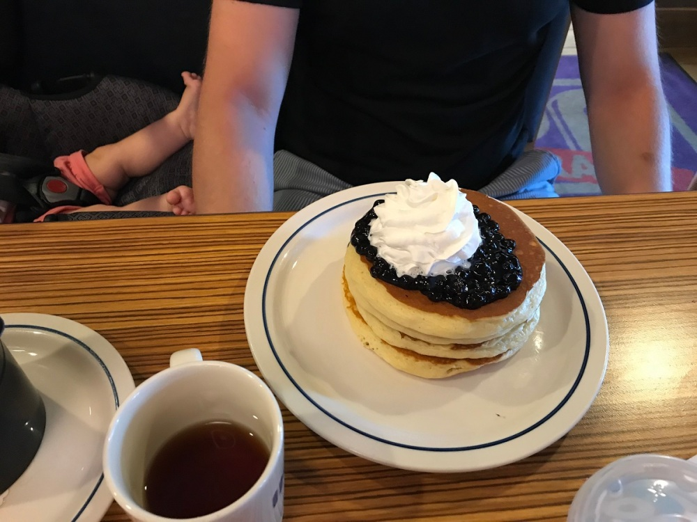 IHOP New York mit Baby TravelTuesday BineLovesLife