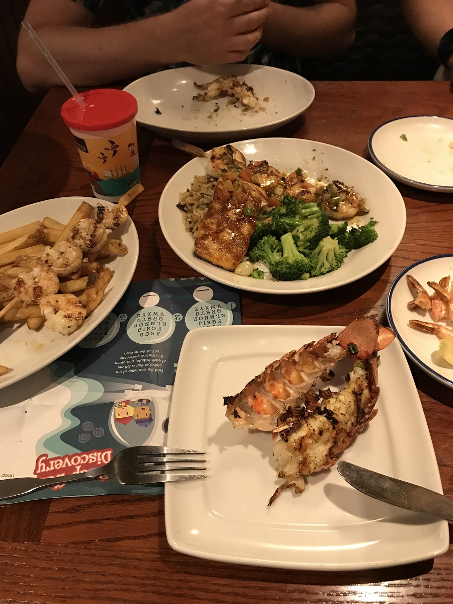 Red Lobster BineLovesLife