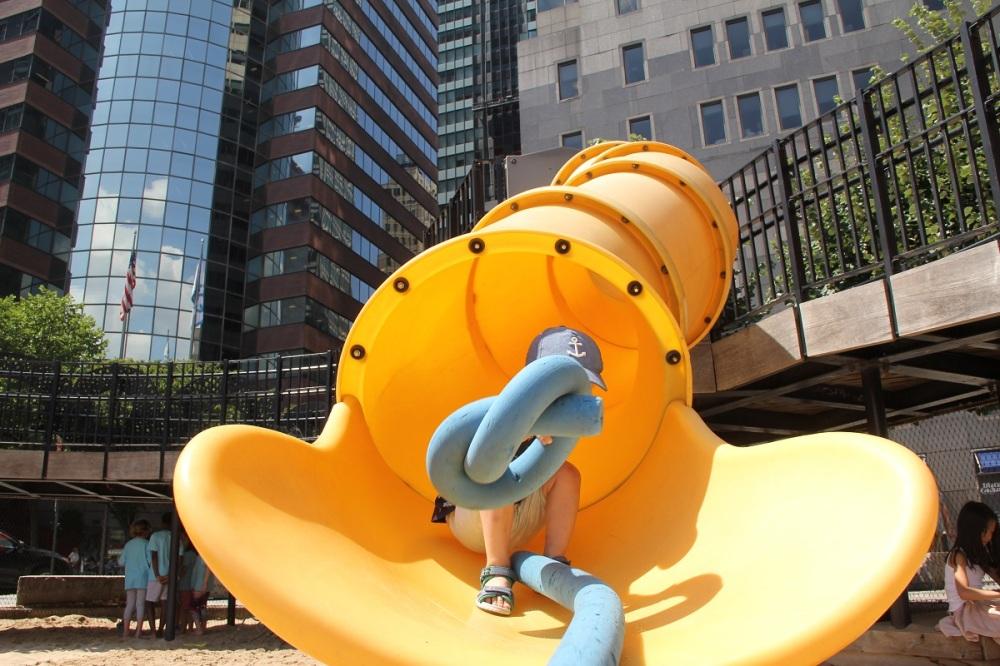 Beste Spielplätze in Manhattan TravelTuesday BineLovesLife