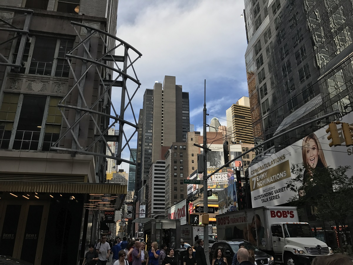 Downtown New York TravelTuesday BineLovesLife