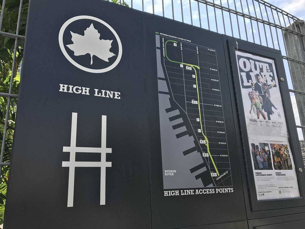 High Line BineLovesLife