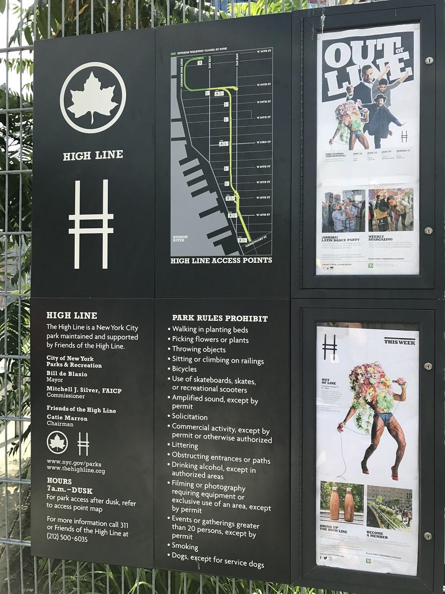 High Line TravelTuesday BineLovesLife