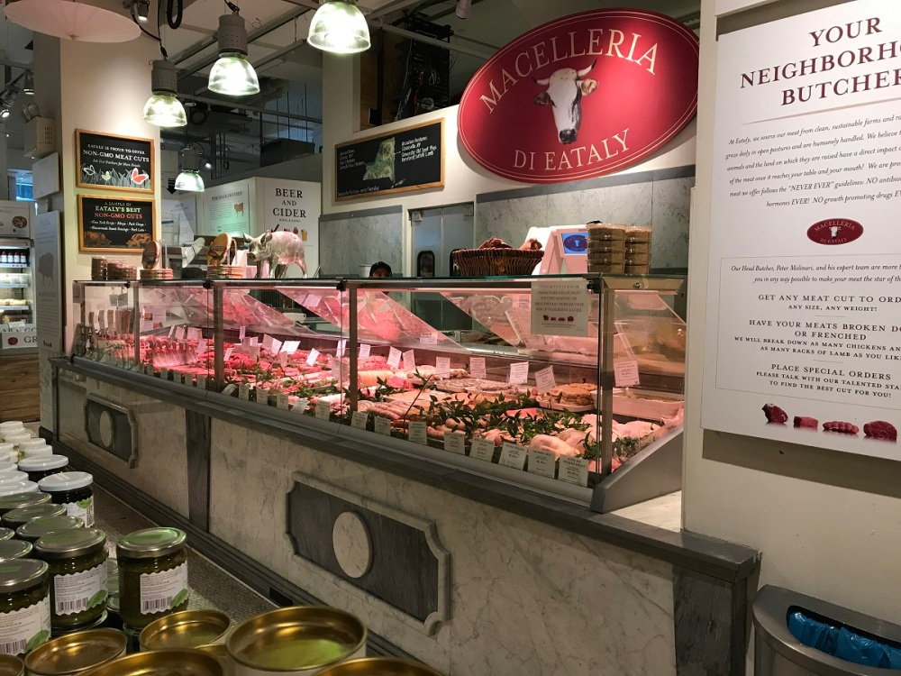 Lunch Eataly TravelTuesday BineLovesLife