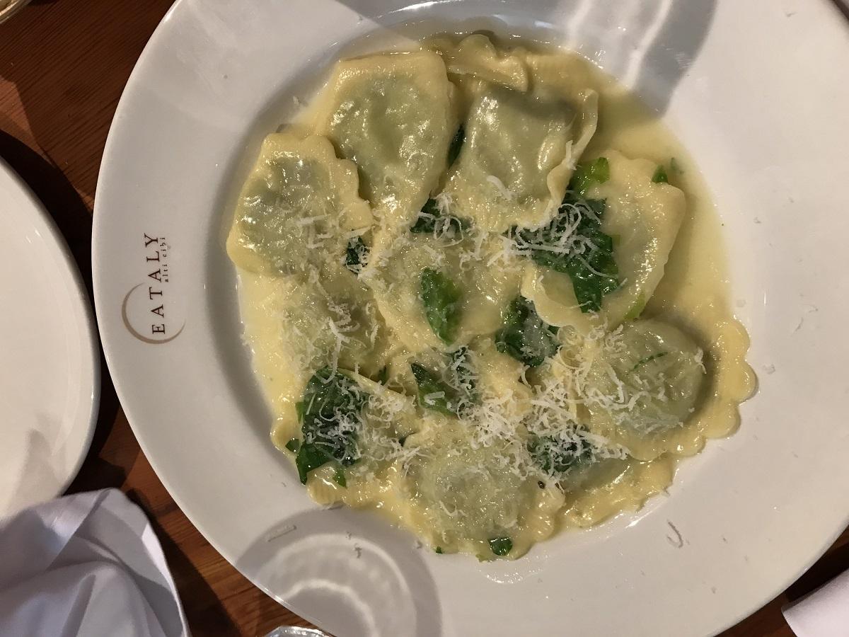Lunch mit Familie in Manhattan Eataly TravelTuesday BineLovesLife