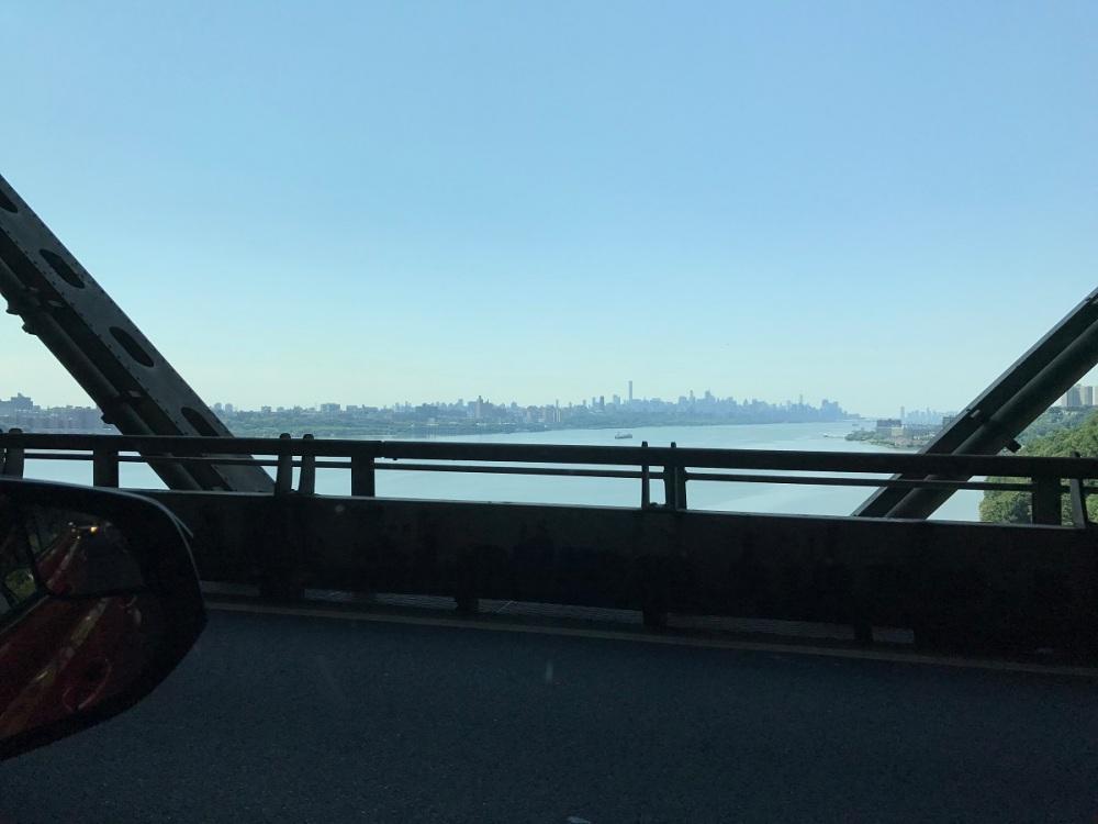 Manhattan mit Auto BineLovesLife