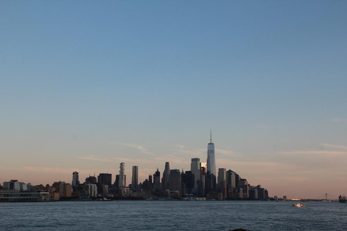 New York vom Wasser BineLovesLife