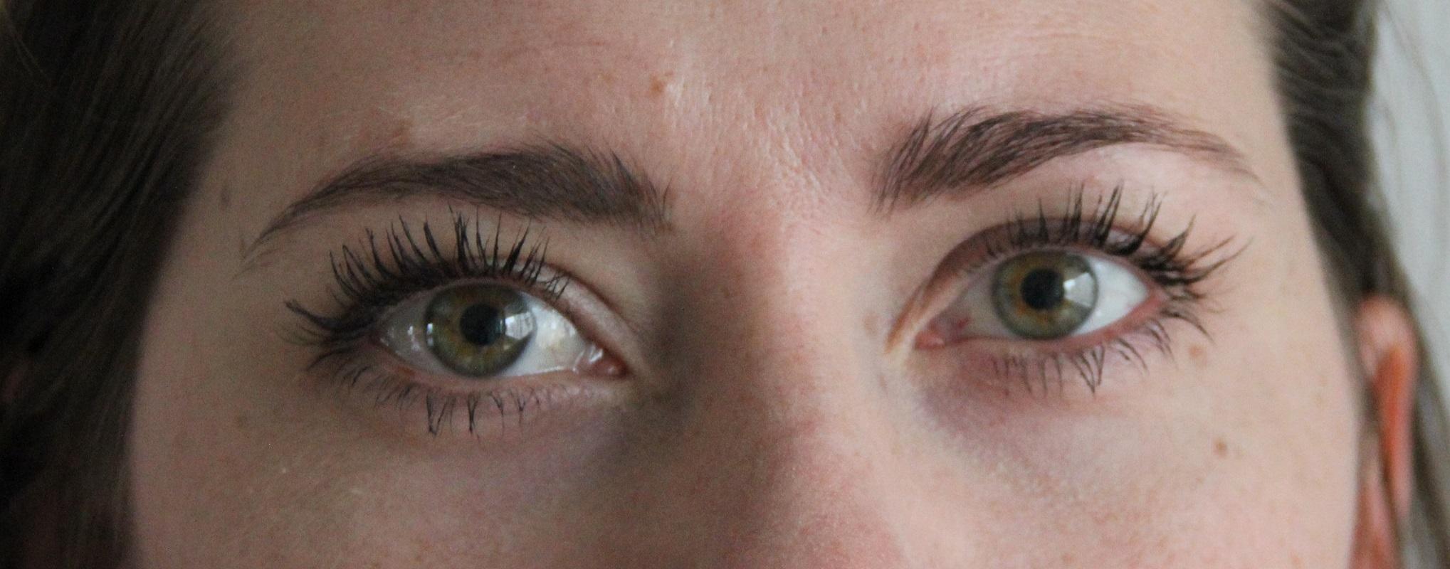 Mascara im Test Maybelline TrendyThursday BineLovesLife